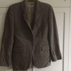 Emporio Armani Jackets & Coats - Emporio Armani Tweed Blazer